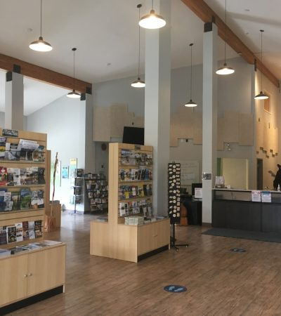 VISITOR INFORMATION CENTER